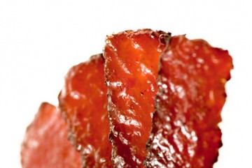 Mini Chili Pork Dried Meat
