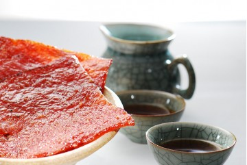 Pork Dried Meat (Slice)