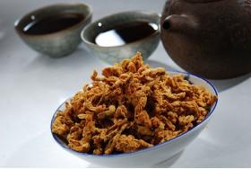 Pork Fluff (Yoke Soong)