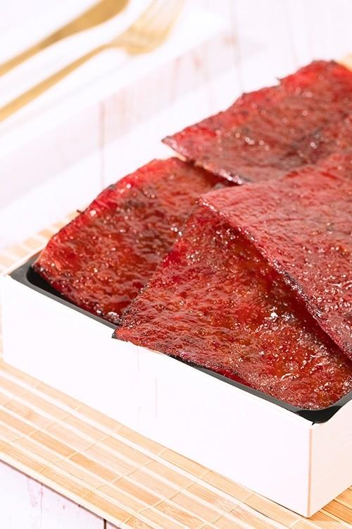 Pork Dried Meat (Slice)