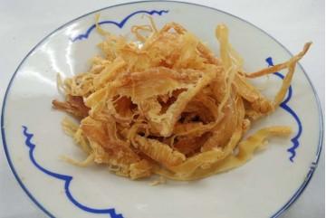 日本墨魚(燒烤)
